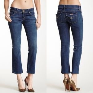 Hudson Beth Baby Crop Boot Jeans